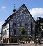 Rathaus Oberstenfeld