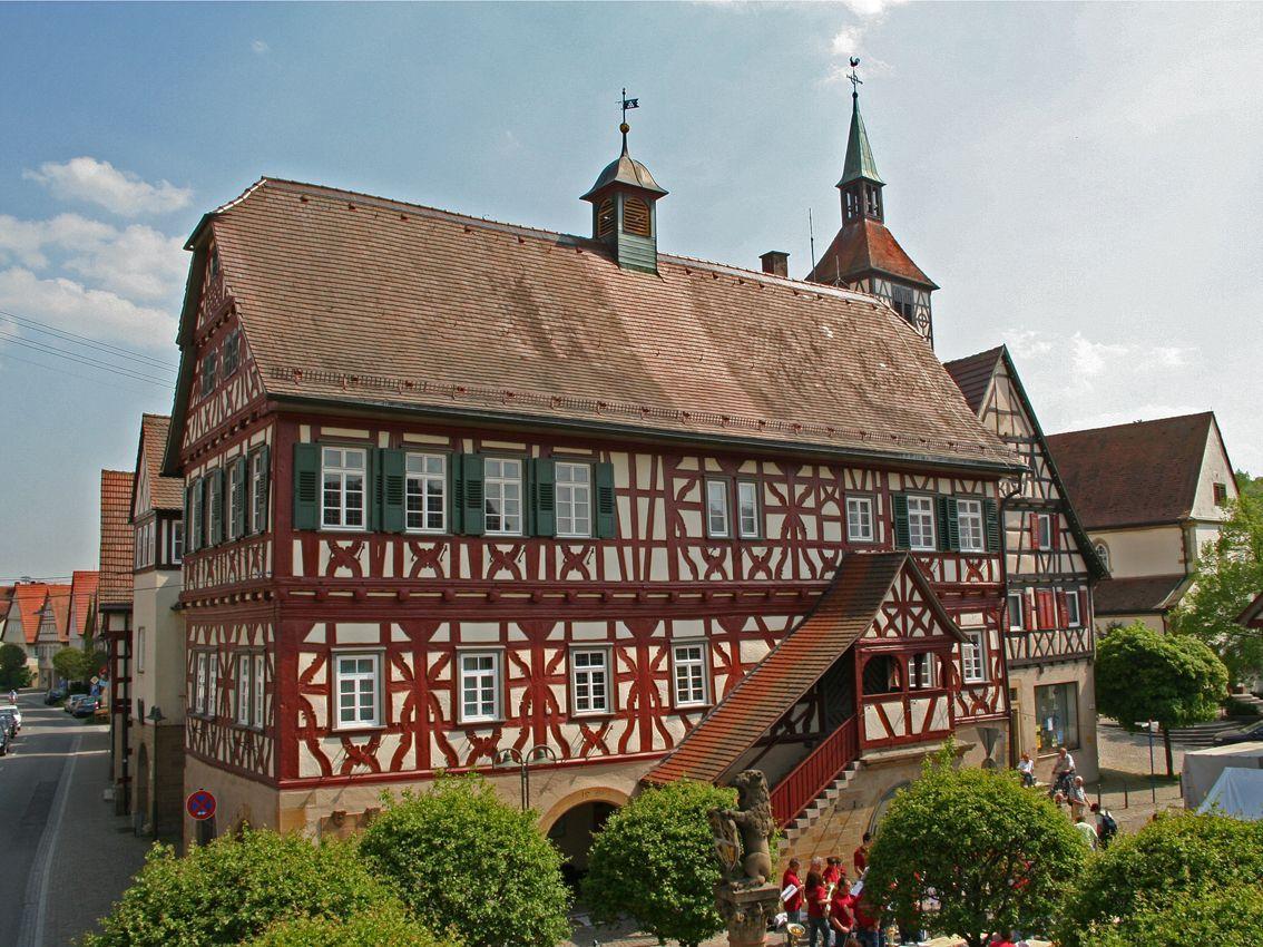Rathaus Steinheim